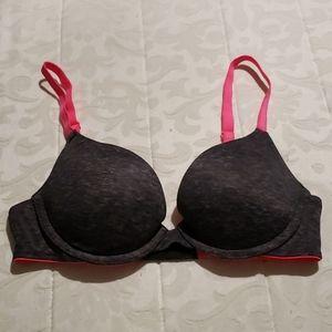 (Pink) Victoria's Secret Push up Bra